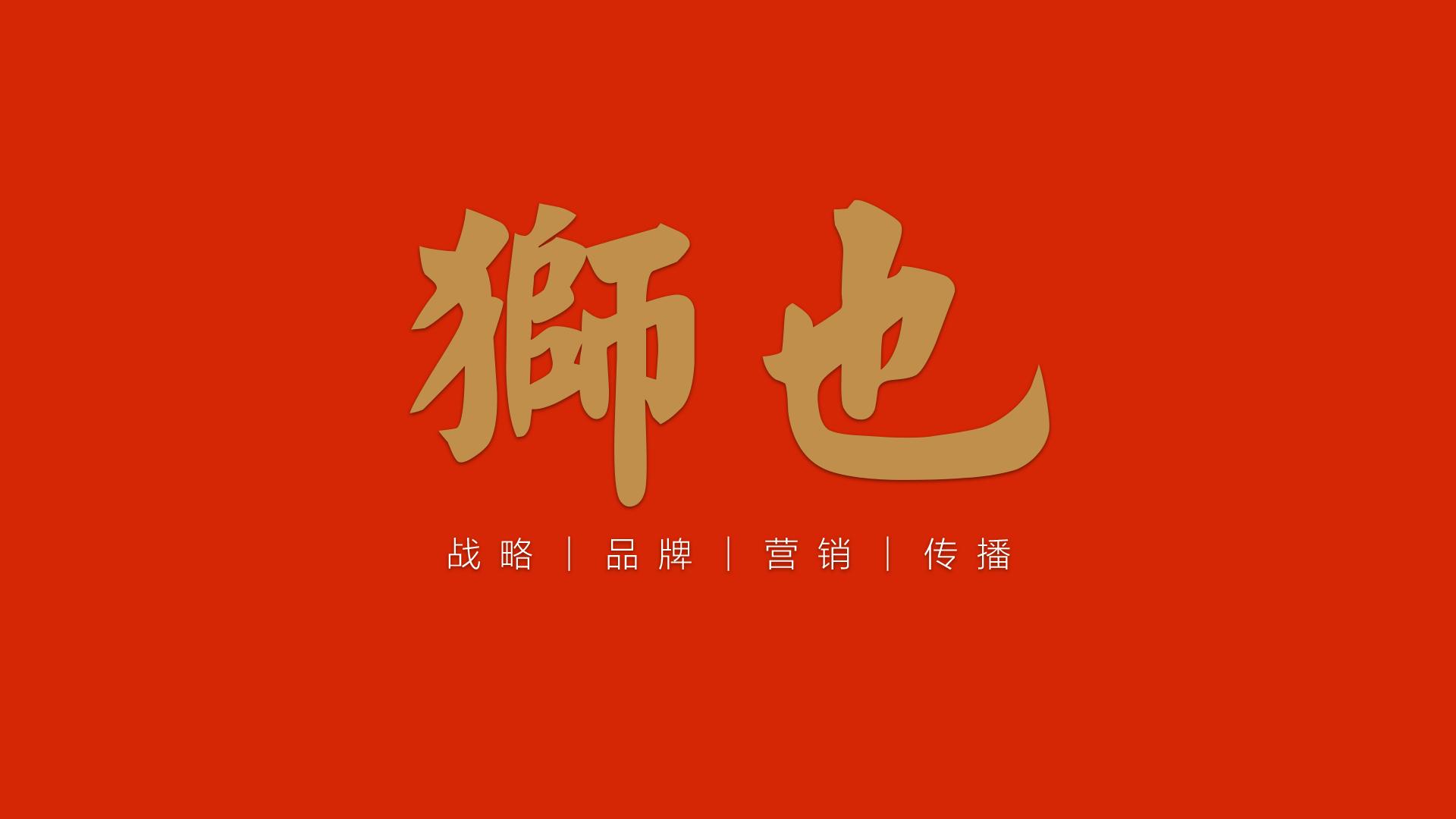 市场营销战略的制定和实施—山东济南狮也战略品牌营销策划咨询顾问公司